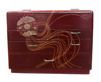 6M514 Haribako/ Sewing Box / SOLD