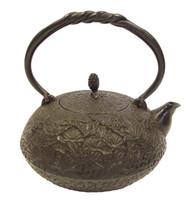 7M113 Tetsubin / Japanese Iron Tea Kettle