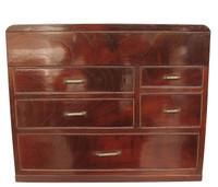7M334 Haribako / Sewing Box / SOLD