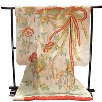 7M455 Uchikake Wedding Kimono