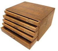 8M3 Drawers Box / SOLD