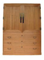 9A4 Kimono Tansu 2 Section