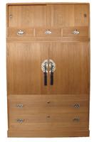 9A11 Kimono Tansu 3 Section