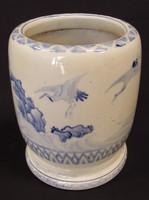 9M166 Hibachi Blue and White