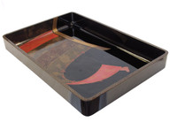 9M321 Lacquer Tray with Makie