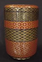 10M57 Jubako Lacquered Box