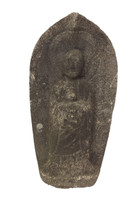10M74 Stone Buddha