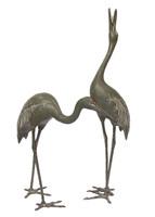 10M80 Garden Crane A Pair / SOLD