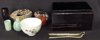 10M166 Cha Bako Tea Box for Tea Ceremony