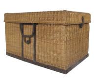 10M211 Bamboo Storage Box / SOLD