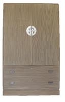 10A13 Kimono Tansu 2 Section with Secret Compartment / SOLD