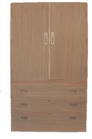 10A16 Kimono  Tansu 2 Section / SOLD