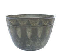 4M67 Bronze Water Basin