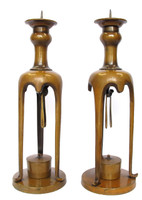4M274 Candle Stand A Pair
