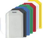 Rigid Plastic Luggage Tags  (100)