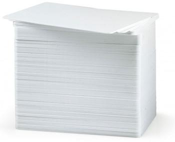 30mil White PVC Cards, M9006-793A