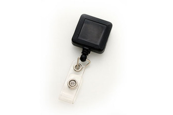 Square Retractable Badge Reels