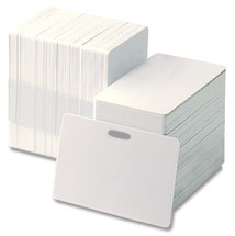 Slotted PVC Cards