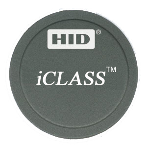 iCLASS SE Tag 3300PSSMN
