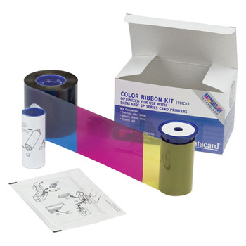 Datacard YMCKPO Printer Ribbon,  #568971-004