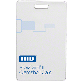 HID 1326LSSMV ProxCard II Clamshell Proximity Card.