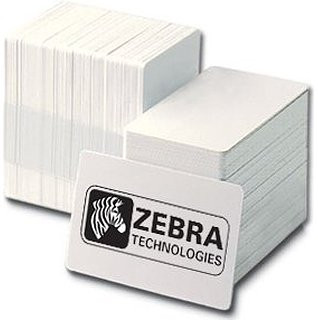 Zebra Z5 Poly-Composite PVC Cards, 104524-101