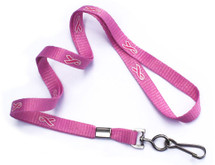 Breast Cancer Awareness Lanyards  (100)