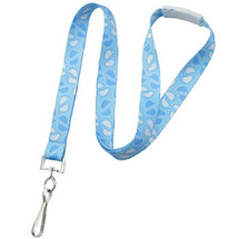 Baby Footprint Lanyards, 2138-5280