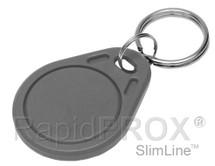 RapidPROX®  Proximity Key Fob AWID Compatible Proximity Key Fob AWID Keytag