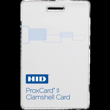 1326LSSMV HID ProxCard II Clamshell Proximity Card HID Prox II Card HID Clamshell Card