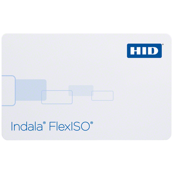 Indala® FlexISO® Imageable Card FPISO