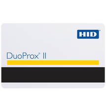 HID® DUOProx II Proximity Cards, 1336LGGMN, 50 Cards