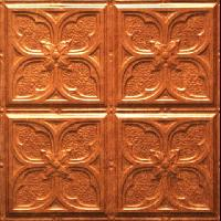 1217 Aluminum Ceiling Tile in Leather finish and many others are availabel at www.decorativeceilingtiles.net