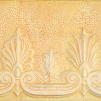 2432 Aluminum Ceiling Tile in Creme Brulee finish and many other is available at www.decorativeceilingtiles.net