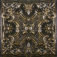 2448 Aluminum Ceiling Tile in Brandy finish and many others is available at www.decorativeceilingtiles.net