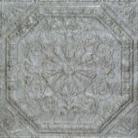 2447 Aluminum Ceiling Tile in Marble finish and many other is available for a nail up or drop in application at www.decorativeceilintiles.net