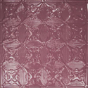 0614 Aluminum Ceiling Tile in our Amethyst finish is available at www.decorativeceilingtiles.net