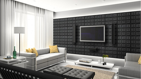 black-faux-leather-panels-behind-tv.png