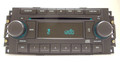 04-08 Chrysler Jeep Dodge Radio and  CD Player