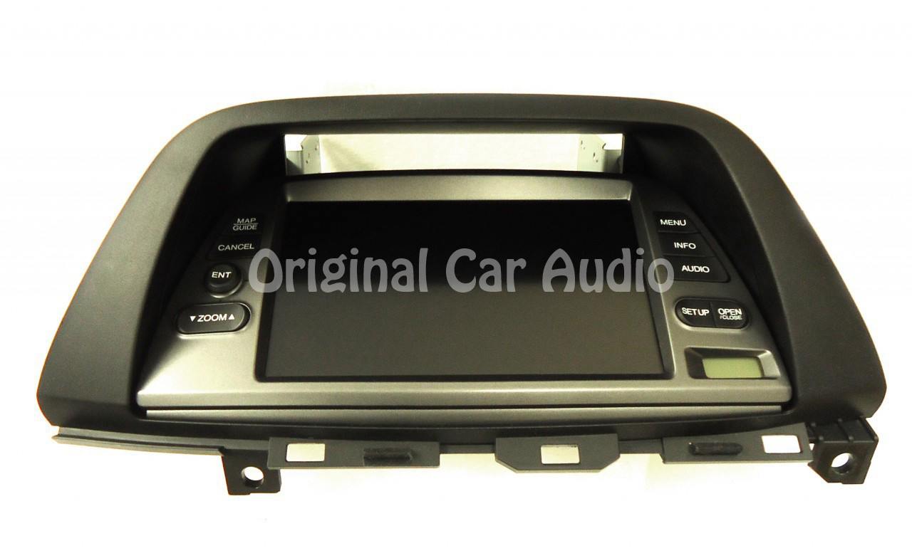 2005 2006 honda odyssey navigation gps lcd display screen radio stereo auctions buy and sell. Black Bedroom Furniture Sets. Home Design Ideas