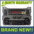 Pontiac Radio 6 Disc CD Changer Player RDS XM Sat OEM