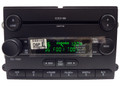 2008 2009 2010 Ford F250 F350 SUPERDUTY Radio 6 Disc CD Changer Fo250