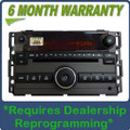 Saturn AURA Radio AUX Input CD Disc Player XM Sat OEM