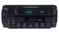 02 -05 Chrysler Jeep Dodge Radio and Cassette Tape Player RBB