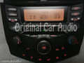 2003 - 2007 Honda Accord Radio and CD  Player LX 2DR 2AA1 Ho2AA1