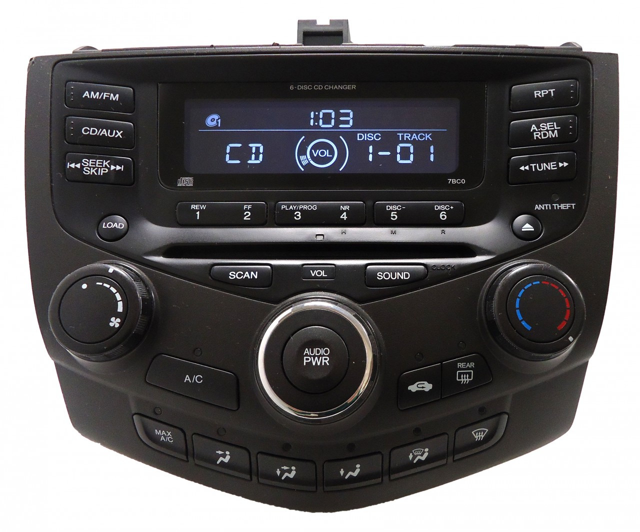 Accord Wiring Diagram Vfr 750 95 Honda Stereo