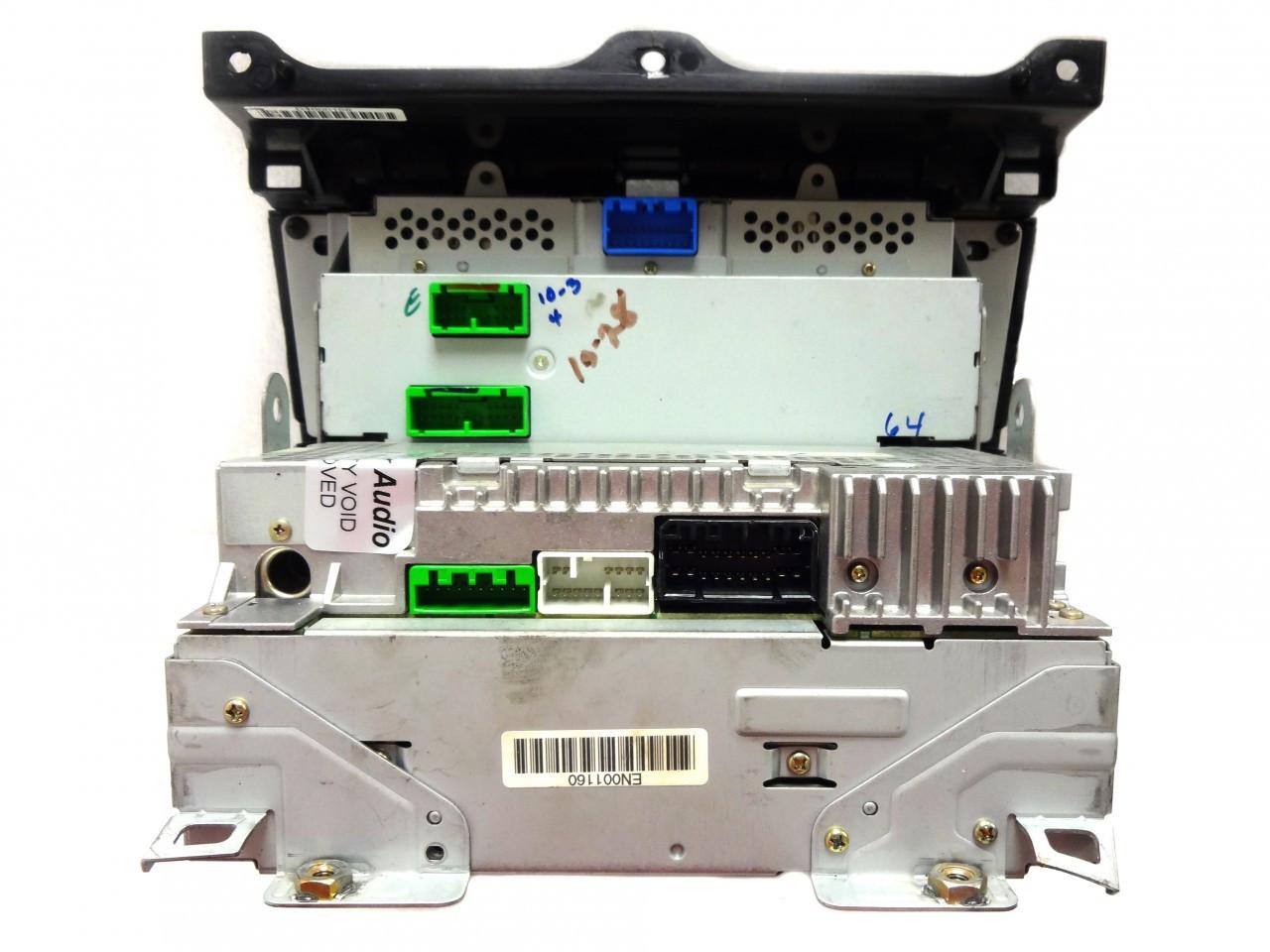 HONDA Accord Navigation Radio GPS LCD Display Screen