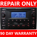 Repair Servie for VOLKSWAGEN RADIO CD Players! Volkswagen VW Jetta Passat Golf Rabbit EOS Single CD Disc Player FIX 2002 2003 2004 2005 2006 2007 2008 2009 02 03 04 05 06 07 08 09