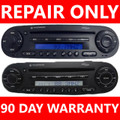 Repair YOUR Radio! Volkswagen VW BEETLE BUG Single CD Disc Player Changer FIX 1998 1999 2000 2001 2002 2003 2004 2005 2006 2007 2008 2009 2010 98 99 00 01 02 03 04 05 06 07 08 09 10