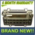 BRAND NEW 11 12 13 14 TOYOTA Matrix OEM Radio Stereo AUX MP3 WMA CD player XM Satellite D1818 2011 2012 2013